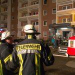 Bewohner evakuiert: Erneuter Kellerbrand in Rudolstadt