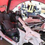 Zwei Schwerverletzte auf A9 bei Schleiz - Zelt aufgebaut