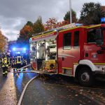 46 Bewohner bei Kellerbrand in Heiligenstadt evakuiert