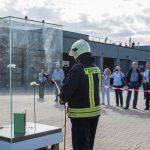 Brandversuche zum Schutz wichtiger Kulturgüter durchgeführt