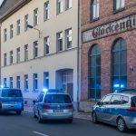 Blutige Auseinandersetzung vor Asylunterkunft in Apolda