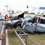 Abgedrängt: Fahrzeug überschlug sich in Erfurt-Bindersleben