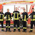 Anwärter absolvieren Grundausbildung in Heiligenstadt mit Erfolg