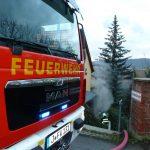 Bewohner bei Brand eines Einfamilienhauses in Jena-Nord verletzt