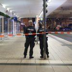 Polizei schießt auf flüchtige Täter am Hauptbahnhof in Erfurt