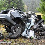 Tödlicher Verkehrsunfall auf der B281 bei Neuhaus am Rennweg