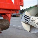 Glyphosat läuft aus LKW auf A9 am Hermsdorfer Kreuz aus