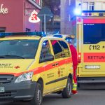 Drei Verletzte bei zwei Verkehrsunfällen in Apolda