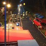 Vorfahrt missachtet: 23-Jährige bei Molschleben schwer verletzt