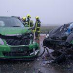 Fünf Verletzte nach Unfall bei Nahwinden im Ilmtal