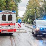 Alkoholisierte Unfallverursacherin griff Rettungskräfte in Weimar an
