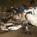 Auto überschlagen: Tödlicher Verkehrsunfall auf A9 bei Schleiz