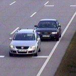 Hohes Bußgeld und Fahrverbot für 9m Abstand bei 170 km/h
