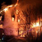 Scheunenbrand in Tanna beschädigt auch Wohnhaus