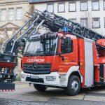 Berufsfeuerwehr Gera erhält zwei neue DLA(K) für 1,28 Millionen Euro