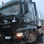 LKW-Fahrer auf A38 eingeschlafen und schwer verletzt