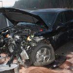 Unfall auf der A9 bei Bad Klosterlausnitz mit hohem Sachschaden