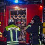 Wohnung brennt in Sondershausen – Polizist rettet Bewohner
