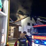 Kripo sucht Zeugen nach Wohnhausbrand im Ilm-Kreis