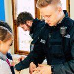 """""""Projekttag Polizei"""" an Grundschule am Wiesenhügel in Erfurt"""