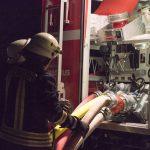 Leerstehendes Gebäude in Bad Blankenburg abgebrannt