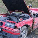 Kurz unaufmerksam: Fahrerin überschlägt sich auf A9 bei Dittersdorf
