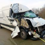 24-Jähriger bei Auffahrunfall auf A9 bei Eisenberg verletzt