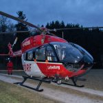 Forstarbeiter stirbt nach schwerem Unfall am Bleßberggipfel im Krankenhaus