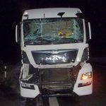 Zwei Verletzte nach Auffahrunfall auf der A9 bei Triptis