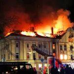 Hohe Belohnung nach Großbrand in Mühlhausen ausgelobt