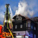 Schwere Brandstiftung in Schalkau - Haftbefehl erlassen