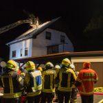 Feuerwehrmann bei Wohnhausbrand im Saale-Orla-Kreis verletzt