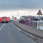 Weiträumige Sperrung nach Gasaustritt an Tankstelle in Gebesee
