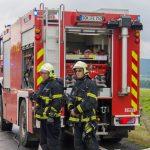Ersthelfer retten Fahrer nach Unfall bei Pößneck