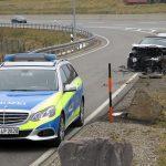 Zwei Schwerverletzte bei Unfall auf A9 bei Schleiz