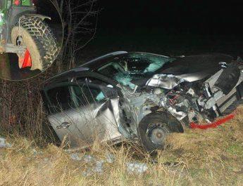 autounfall bei kloster vesra