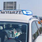 Umgekippter Laster auf B4 führt zu Vollsperrung nach Nordhausen