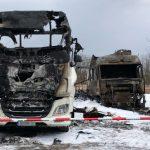LKW-Tank explodiert: Brände in Gotha mit hohem Sachschaden