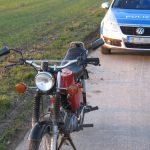 15-Jähriger flüchtet mit frisiertem Moped vor der Polizei in Breitenworbis und stürzt