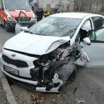 Frau schwer verletzt: Unfall auf der B7 am Ortseingang von Jena
