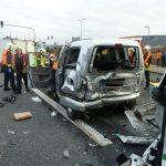 Fünf Personen nach Unfall in Jena teils schwer verletzt