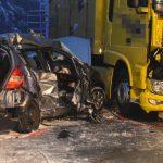 Zwei Tote bei Unfall im Landkreis Schmalkalden-Meiningen