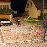 Hund schlug Alarm: Brandanschlag auf Auto im Weimarer Land