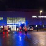 Drei Arbeiter nach Explosion in Motorenwerk Arnstadt verletzt