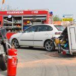 Motorradfahrer bei Camburg übersehen und schwer verletzt