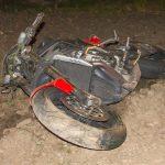 Motorradfahrer stürzt im Weimarer Land und verletzt sich schwer