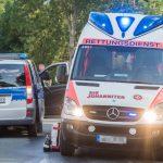 Von der Fahrbahn abgekommen: Motorradfahrer bei Sondershausen schwer verletzt