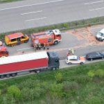 Tragischer Unfall auf A4 im Landkreis Gotha endet tödlich