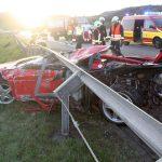 Zeugenaufruf nach tödlichem Unfall mit Ferrari bei Jena