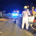 Zu schnell? Unfall fordert fünf Schwerverletzte bei Sonneberg